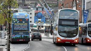 Bus services suspended on busy Cork road due to anti-social behaviour