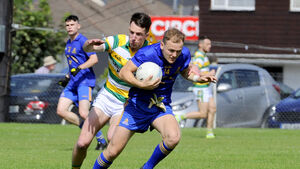 County champs the Barrs survive tense test against Carbery Rangers