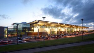 Passenger numbers at Cork Airport flying high