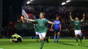 Relief for Neale Feen as Cork City finally record a win to guarantee safety