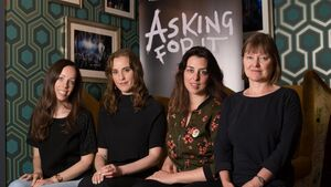 'Asking for It' goes international