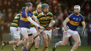 Defence best form of attack for Glen and their captain Brian Moylan