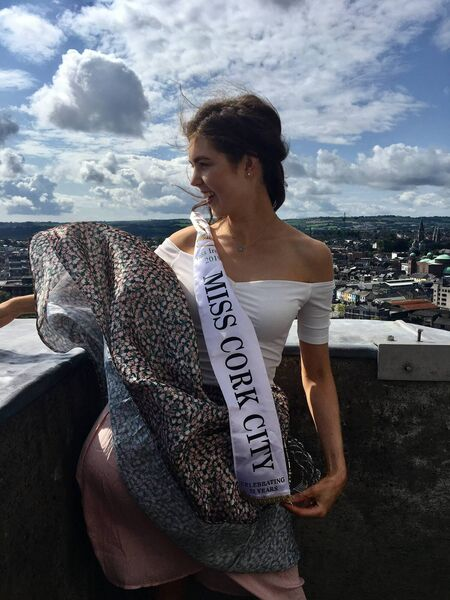 Niamh Coughlan, is representing Miss Cork in Miss Ireland on September 14. She has spoken out about her juvenile arthritis.