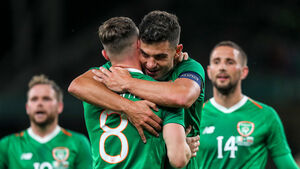 Goal joy for Cork soccer stars Browne and Long as four Leesiders start in Ireland win over Bulgaria
