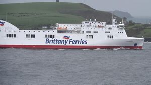 300 passengers face nightmare disruption after Brittany Ferries cancel tonight's sailing