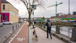 Segregated cycle lane due to be removed from Sullivan's Quay