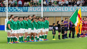John Arnold: I won't watch rugby, because 'Ireland's Call' is PC craziness