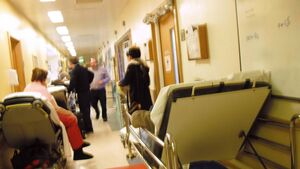 More than 90 patients awaiting beds in Cork hospitals this morning