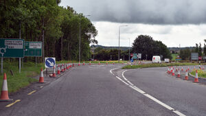 New layout of Shannonpark roundabout 'potentially unsafe'