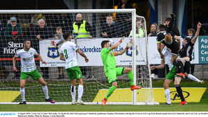 Cork City survive Cabinteely penalty shootout scare to progress in the FAI Cup