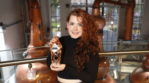Make mine a treble! A toast to award-winning Cork bartender