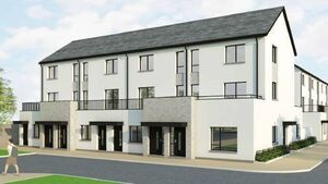 New apartments planned for Ballincollig's former ESB depot site