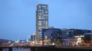Video: 25-storey residential tower planned for Cork's Sextant site