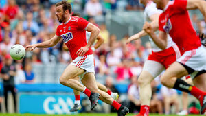 Cork forced the Red Hand to reveal their ace and move Donnelly into attack