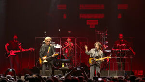 Picture Gallery: Hall & Oates at the Marquee