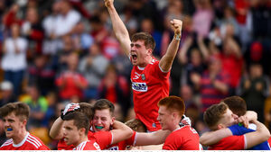 Guts, determination and loads of skill... how the Cork U20 footballers stunned Tyrone