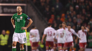 Injury forces Meyler to call it a day after 'living the dream' in professional soccer
