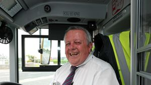 Video: The poetry writing Cork bus driver is at it again...