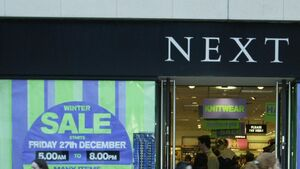 Mystery surrounds the closure of Next store in Douglas