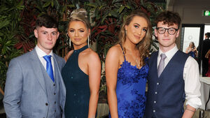 Picture gallery: glam Cork students enjoy big night out at debs ball