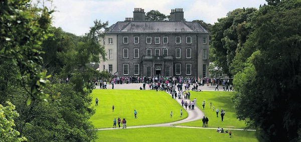 Doneraile Court, on the grounds of Doneraile Park, was among the most visited tourist attractions in the country last year.