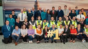 Cork Airport beats London and Aberdeen to be named Best in Europe