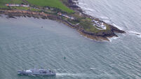 Search and rescue operation stood down off Cork Harbour