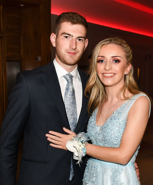 Jack O'Keeffe and Aoife McSweeney.
