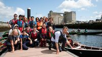 Meitheal Mara Bádóireacht's successful summer of fun