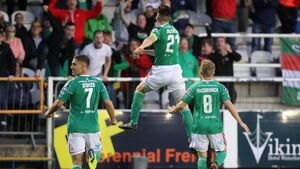 Cork City survive late Blues fightback in Munster derby