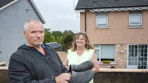 Rubber clogs saved Cork man's life after his home was struck by lightning