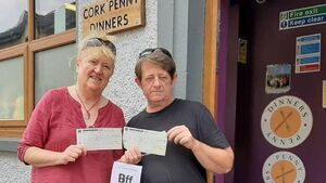 Beara Film Festival fund goes to aid Cork Penny Dinners