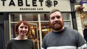 Cork cafe owners pitch in to help migrants