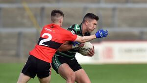 Douglas upped the gears to see off UCC in high-octane senior football tie