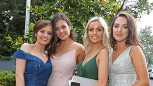 Picture Gallery: Glanmire students looking swish for their Debs night out