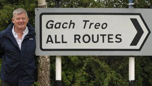 John Creedon maps out Irish place-names in new show