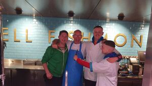 The Young Offenders spotted filming in Cork's English Market