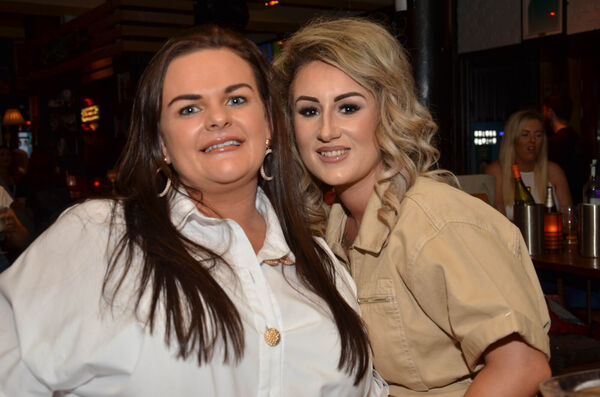 Denise Duggan, Bakers Road and Celine Bowen from Cathedral Road