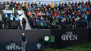 Mallow golfer Sugrue's living the dream at Portrush as The Open hots up