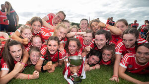 Cork land the U16 camogie All-Ireland for the first time since 2003