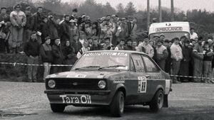 Flashback: Donal O'Donovan was the first local to win the West Cork Rally