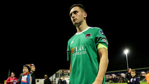 Cork City surrender last chance of a trophy as Fenn lines up to take charge
