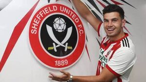 John Egan is the latest Leesider to take to the big stage in the Premier League