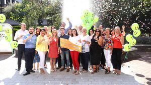Second Euromillions win in two years at Cork workplace