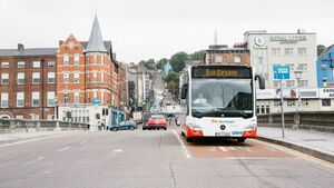 'Less than 1% of Bus Éireann service affected by Working Rule directive'