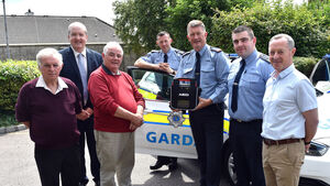 New defibrillator for Gurranabraher will increase survival chances for a person in cardiac arrest