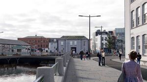 Councillor wants an independent assessment of a tidal barrier to protect Cork from flooding