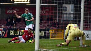 Cork City are paying the price for their struggle to hit the net