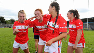 Cork ladies footballers are looking forward to the Munster campaign