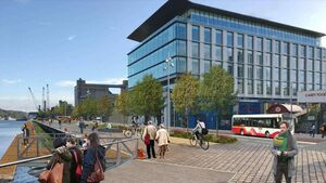 City Hall begins consultation on new Cork Docklands road network